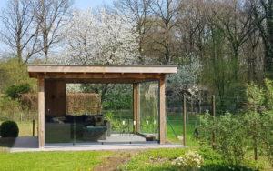 Bouwbedrijf Bouwmeister tuinhuis