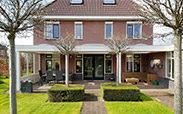 Bouwbedrijf Bouwmeister overkapping woonhuis